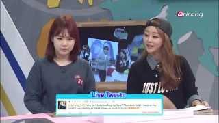 After School Club-Lip Service Lyrics Talk with Bipa ′Yum Yum Yum′   비파가 알려주는 Lip