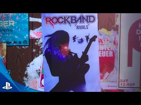 Rock Band Rivals Trailer