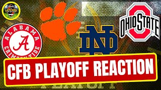 College Football Playoff - Rapid Reaction (Late Kick Cut)