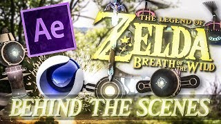BREATH OF THE WILD ADVENTURES: GUARDIANS - BEHIND THE SCENES