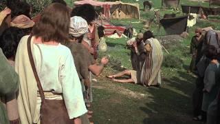 JESUS (English) Jesus Heals Boy from Evil Spirit