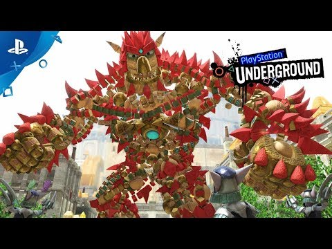 Knack 2 Video Screenshot 1