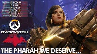 The Pharah We Deserve.. | Overwatch Highlight Montage | Doomfist | Soilder 76 | Moira | Reinhardt |
