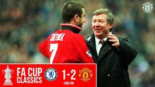 FA Cup Classic   Chelsea 1-2 Manchester United (1996)   Cole & Beckham send United to Wembley