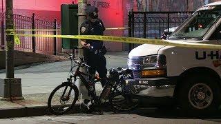 Uhaul Van Hits Bicyclist Critically