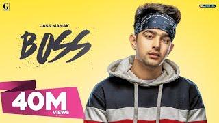 BOSS - JASS MANAK ( Full Song ) | Latest Punjabi Songs 2018 | Geet MP3