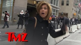 Hoda Kotb Brushes Off Matt Lauer Pay Disparity | TMZ