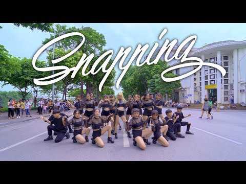 [KPOP IN PUBLIC CHALLENGE] CHUNGHA (청하) - Snapping DANCE COVER by BLACKCHUCK