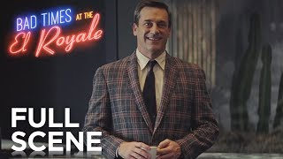 Bad Times at the El Royale   Extended Preview - Watch 10 Full Minutes   20th Century FOX