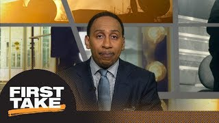 Stephen A. Smith has major updates on Kawhi Leonard free agency   First Take   ESPN