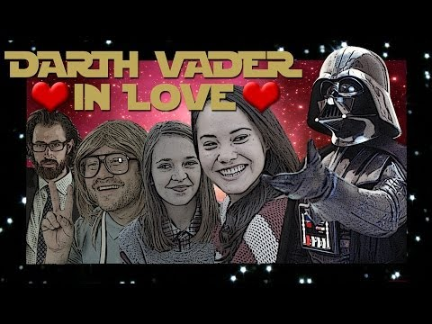Darth Is Just Looking For Love In The Trailer For