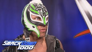 James Ellsworth On Why He Wasn't On SmackDown 1000, Rey Mysterio Talks WWE World Cup, Mongo
