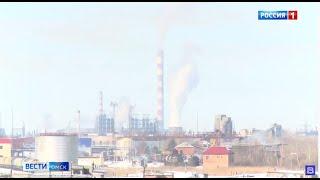 В Омске в прошлом году было выявлено более пятисот источников опасных выбросов