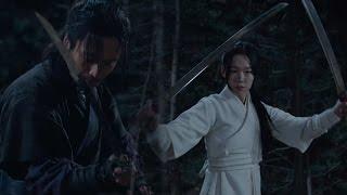 Lee Bang Ji VS Cheok Sa Gwang | Six Flying Dragons | Full Fight