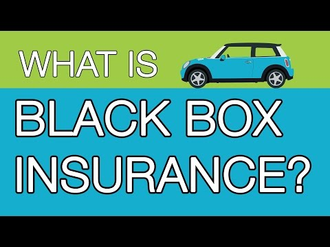 miDrive | How Does Black Box Insurance Work?