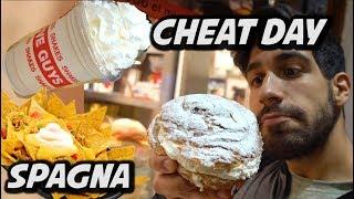 SGARRO tutto il giorno - Cheat Day Spagna Food Porn