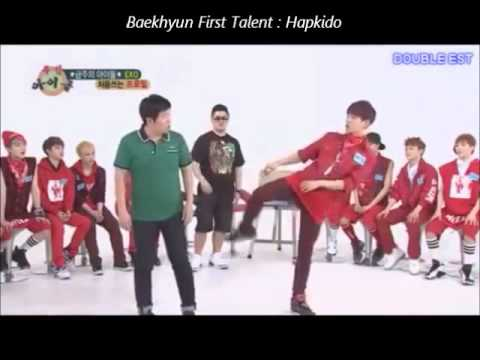 All About Baekhyun (백현) _EXO Part 3 - Baekhyun High Note, Hapkido & How To Seduce A Girl