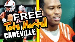 Todays Best - Caneville Brevin Jordan on Tate Martell and more