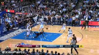 Cavaliers vs Mavericks Highlights 12.01.16