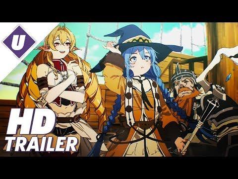 Mushoku Tensei (2020) - Official Teaser