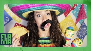 When People Think You're Mexican ft. Liza Koshy