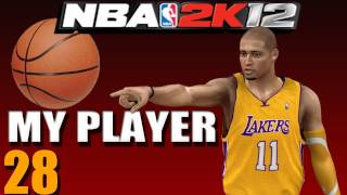 NBA 2k12 My Player Ep.28 - Conference Semifinals Game 1 & 2 (NBA Playoffs)
