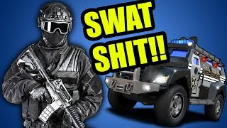 SWAT SECRETS!!