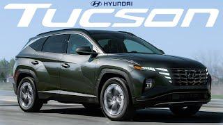 FUTURISTIC! 2022 Hyundai Tucson Review
