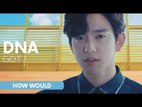 HOW WOULD GOT7 SING DNA