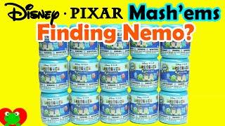 Disney Pixar Mashems Finding Nemo