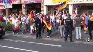 NRWspot.de | Deutschland – USA 1:0 – Feierstimmung am Graf-von-Galen-Ring in Hagen