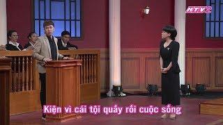 (Highlight) PHIÊN TÒA TÌNH YÊU - Tập 5 | Anh Đức bị Trấn Thành, Việt Hương