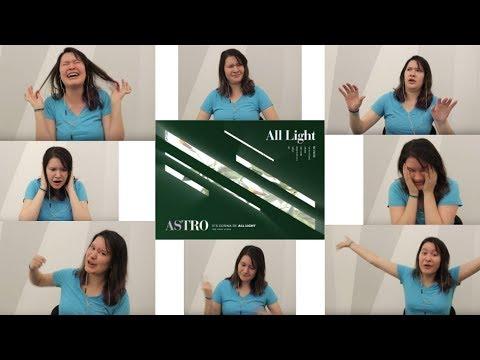Astro 'All Light' Album First Listen