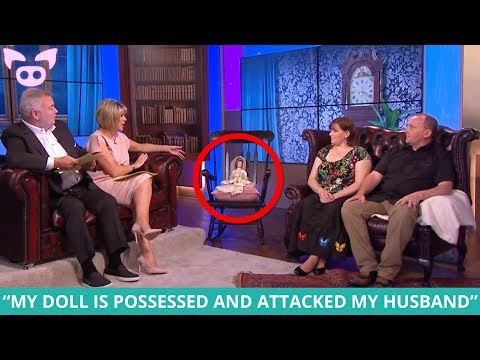 Scariest Things Caught on Live TV