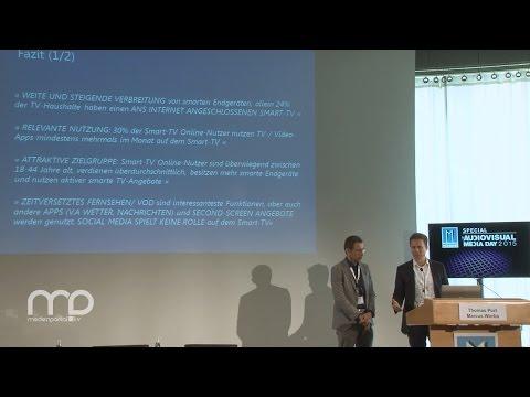 Vortrag: Nutzung und Geschäftsmodelle rund um den Big Screen