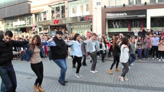 Birmingham Zorba's Flashmob - Official Video