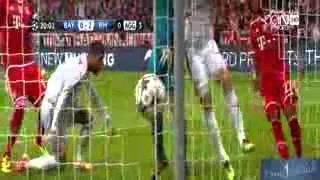 اهداف مباراة ريال مدريد و بايرن ميونخ     -