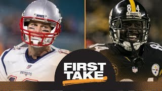 Does Patriots at Steelers game determine NFL MVP? | First Take | ESPN