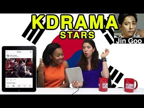 Like, DM, Unfollow: KDrama Stars