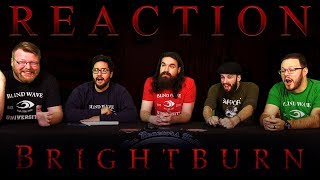 BRIGHTBURN - Official Trailer REACTION!!