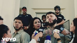 Farruko, Anuel AA, Kendo Kaponi - Delincuente (Official Video)