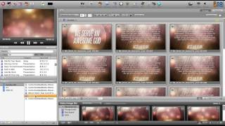 ProPresenter Tip: Return to Home Base During Worship Services