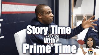 """Deion Sanders """"Story Time with Prime Time"""" Jackson State University Football 