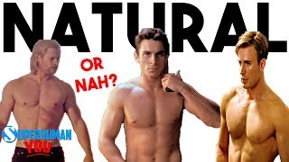 Are Celebrity Fitness Transformations NATURAL? ★ 5 EPIC Movie Star Transformations Explained!