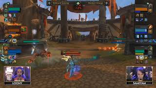 World Finals   WoW BFA Spring Cup Day 1! Wildcard Gaming vs Method Orange