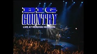 Big Country  - Live At Reading Hexagon 1986