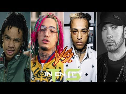 Rappers with Generic Flow vs Rappers with Unique Flow