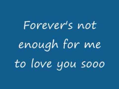 Forever's Not Enough Lyrics