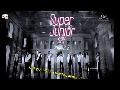 [Vietsub] [Audio] Super Junior - SPY