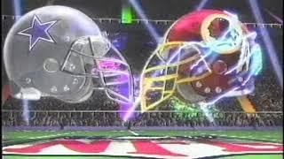 1997 Monday Night Football DAL@WAS intro